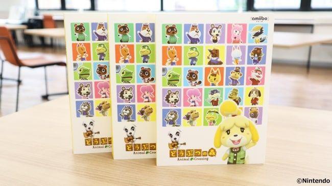 Animal Crossing amiibo card Album Returns To Japan Next Month 1