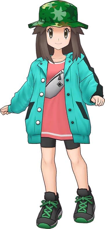 Pokémon Masters EX: Here are the details of Blu and Leaf Costumax! 3