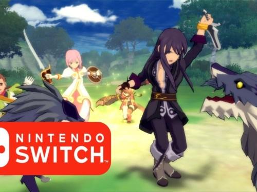 Tales of Vesperia Definitive Edition Switch