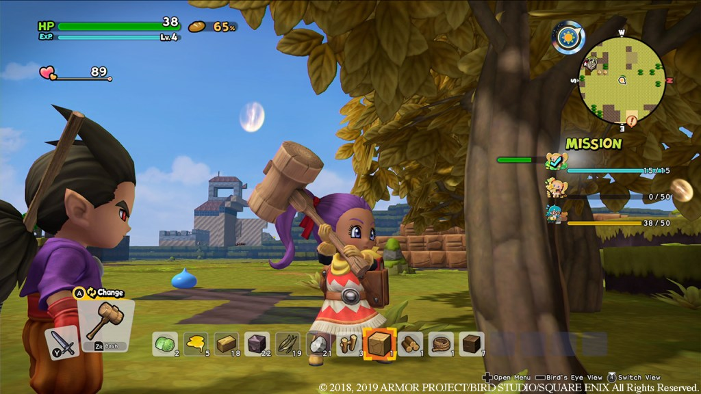 Dragon Quest Builders 2-2