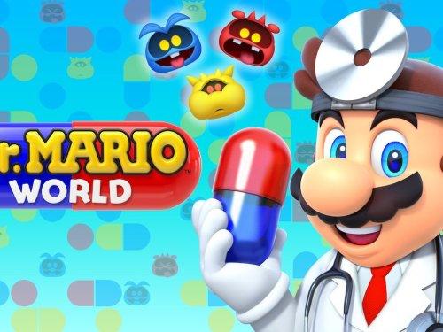 Το Dr Mario World