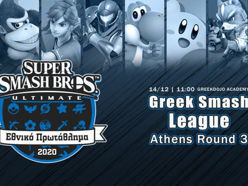 Greek Smash League 2020 Round 3 Athens