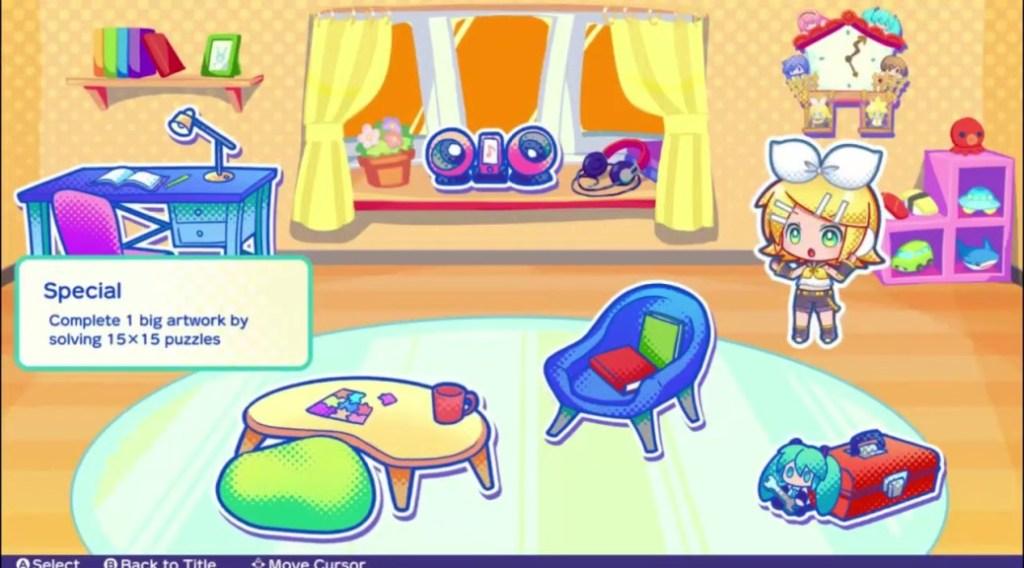 Hatsune Miku Logic Paint S Gameplay