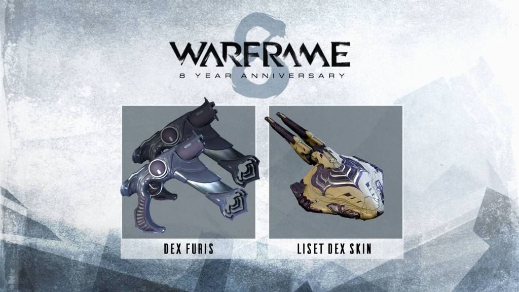 Liset Dex Skin, Dex Furis, Weapon Slot