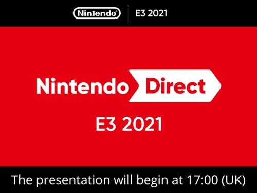 Nintendo E3 Direct 2021