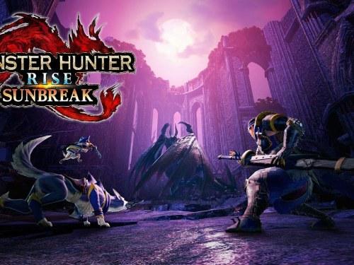 Monster Hunter Rise Sunbreak