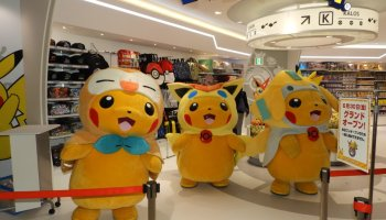 A New Pokemon Center Has Been Planned To Open In Japan