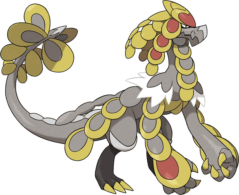 Kommo-o Has A New Z-Move In Pokemon Ultra Sun/Ultra Moon