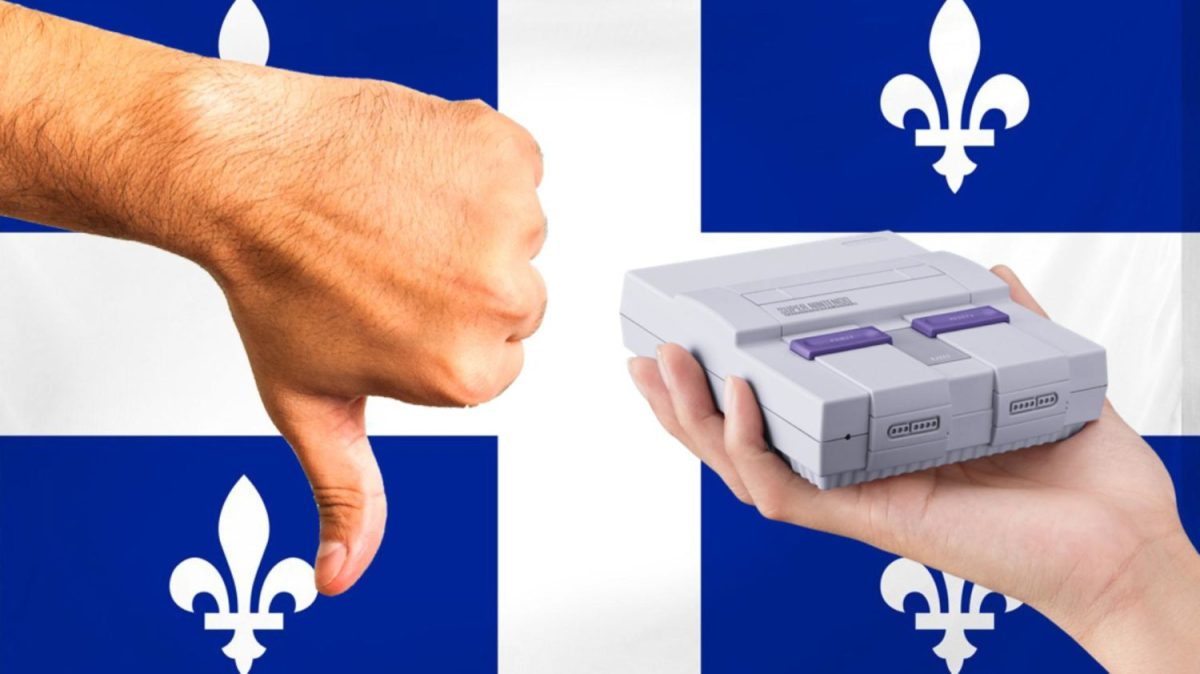 The SNES Classic Edition Won't Be Released In One Part Of Canada