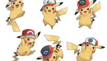 7169cce229f Pokemon Sun Moon Ash Pikachu Distribution Beginning Later This Month
