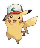 Ashs Pikachu Original Hat SM