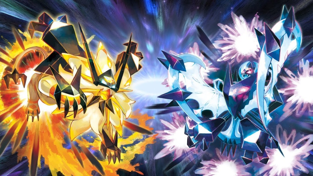 Ultra Sun And Ultra Moon Are The Worst Reviewed Pokemon Games In Japan