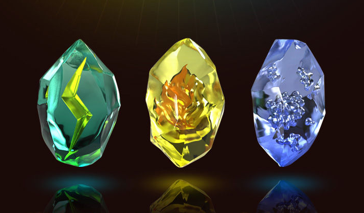 Bandai Unveils Real Life Pokemon Evolutionary Stones