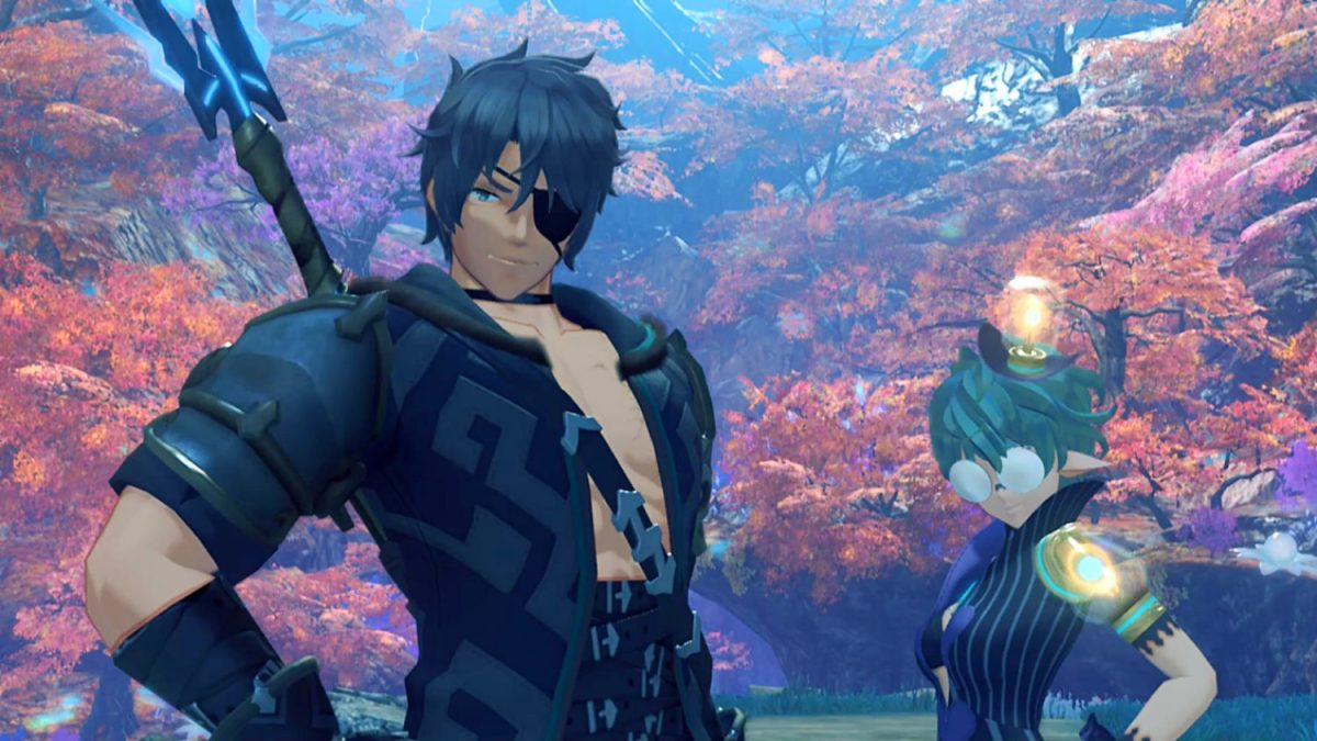Xenoblade Chronicles 2's Next Update Hits This Friday