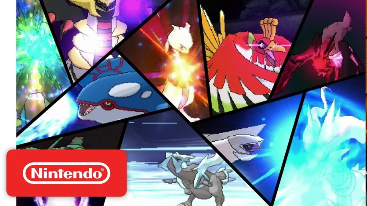 Pokemon Ultra Sun And Ultra Moon Version 1.2 Coming Soon