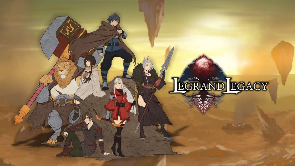 First Look At Legrand Legacy Running On Switch