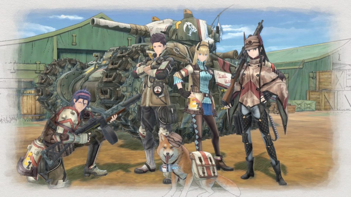 (Updated) Valkyria Chronicles 4 Demo Hitting Switch On February 26