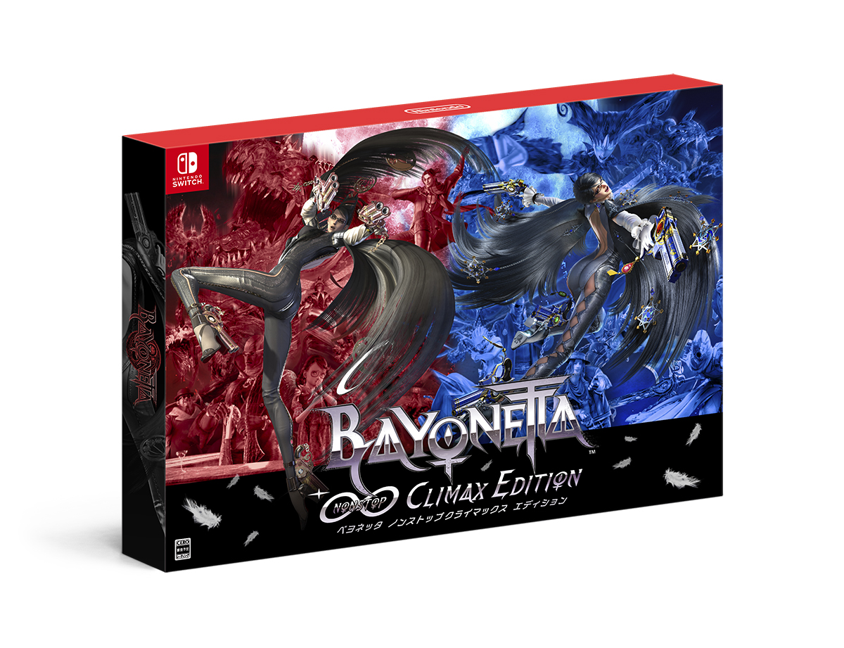 Bayonetta Climax Edition Up For Pre-Order