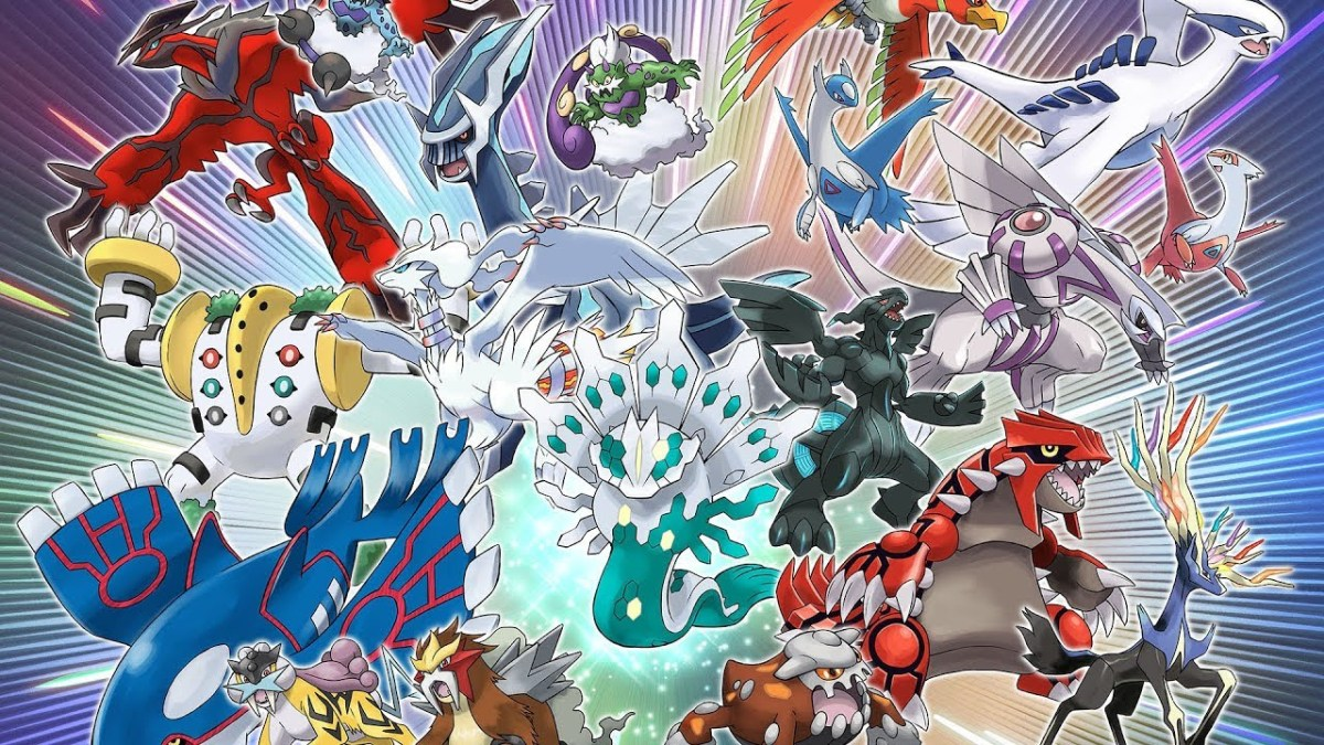 2018 Has Been Declared The Year Of Legendary Pokemon