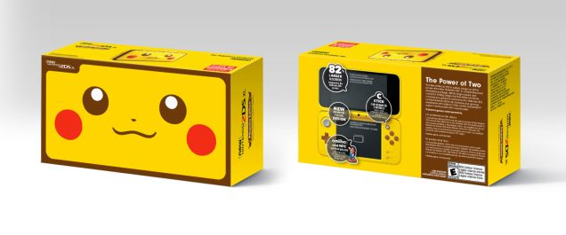 New2DSXL_Pikachu_pkg_frontback