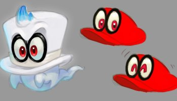 Cappy Trademarked For Hats, Toys, And More | NintendoSoup