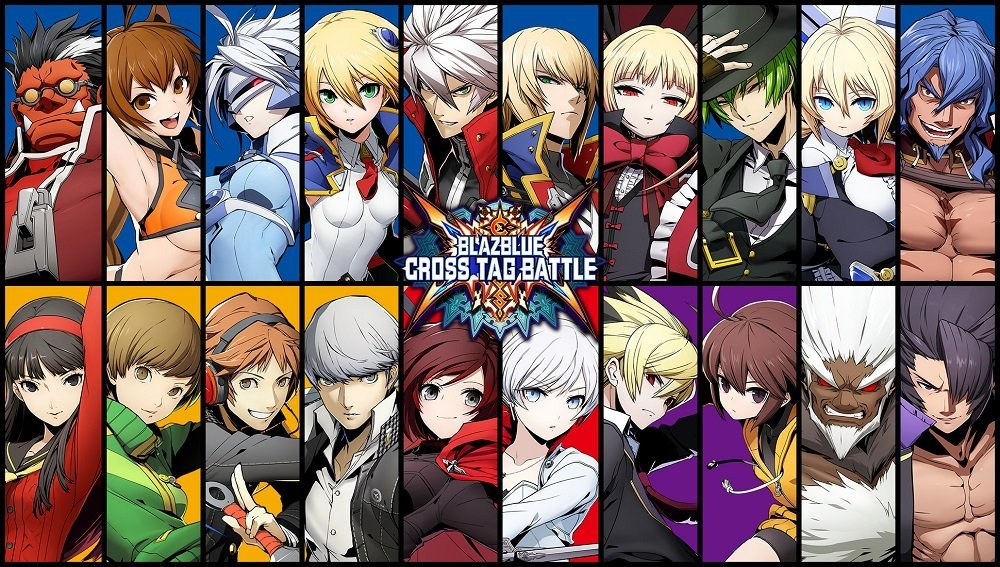 Blazblue Cross Tag Battle Limited Box Up For Grabs Nintendosoup
