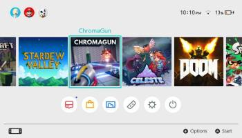 Carrion S Home Screen Icon Updated On Nintendo Switch Nintendosoup
