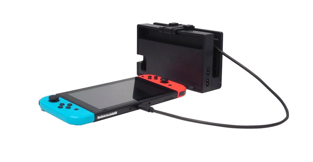 Cyber Gadget Reveals Dock Extension Adapter For Nintendo Switch