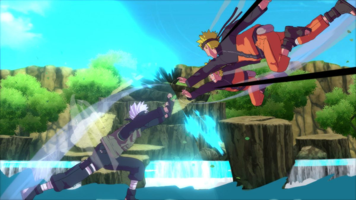 Coming To Switch: Naruto Shippuden: Ultimate Ninja Storm Trilogy
