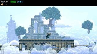 NintendoSwitch_TheMessenger_Screenshot_CloudRuin_02