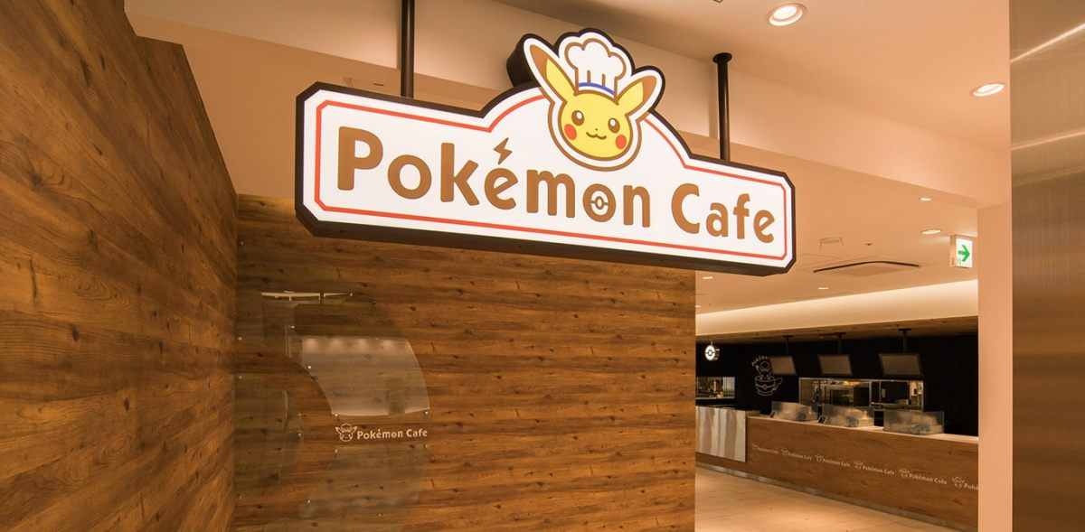 How To Reserve A Table At Pokemon Cafe Japan