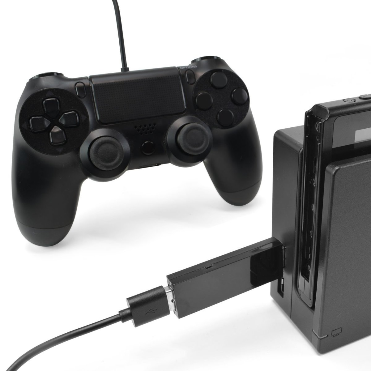 This Adapter Lets You Play Your Switch With PS4 And Xbox One Controllers