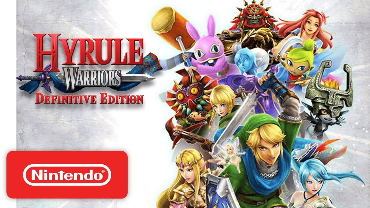 Hyrule Warriors Definitive Edition Is 40 Off On The Japanese Eshop Nintendosoup