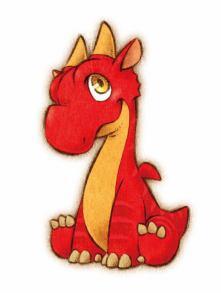 LDC Dragon_baby