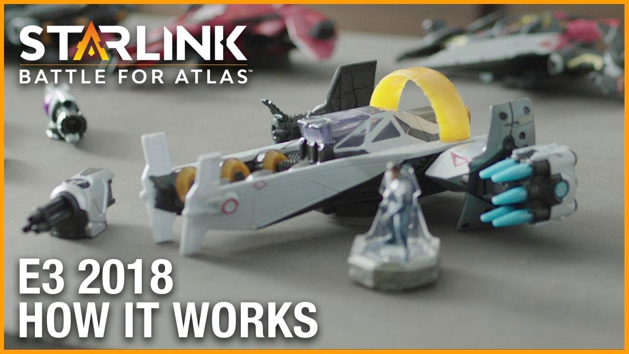 Starlink Battle For Atlas Releases This October With