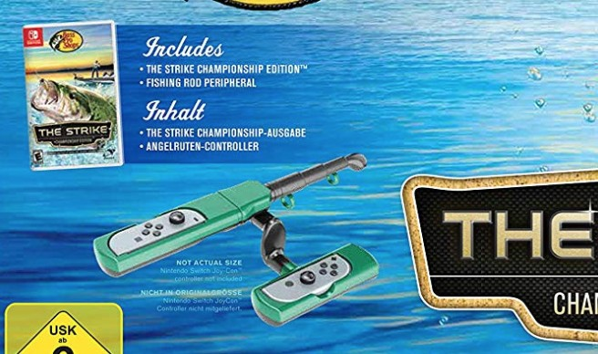 The Strike Championship Edition Switch Bass Pro Shops