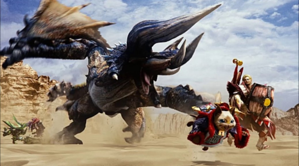 Guide Monster Hunter Generations Ultimate Unlock Flagship Deviant Monster Bloodbath Diablos Nintendosoup It is equal to platemail armor in base resistances and bonus resistances when a piece is exceptionally crafted. monster hunter generations ultimate
