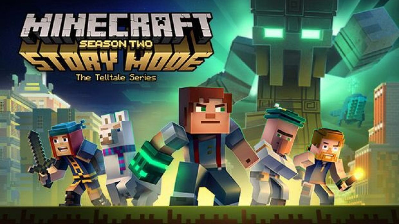 Minecraft Story Mode Season 2 Launches November 6 For Switch