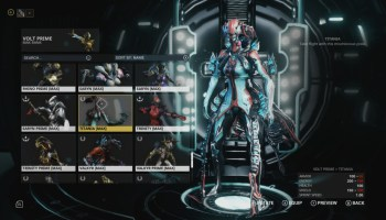 Warframe Switch Input Bug Discovered and To Be Patched | NintendoSoup