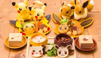 Pokemon Cafe Receives Limited Time Pokemon Let's GO Pikachu
