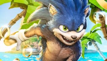 Pancake Artist Creates Stunning Tribute To The Upcoming Sonic Movie Nintendosoup
