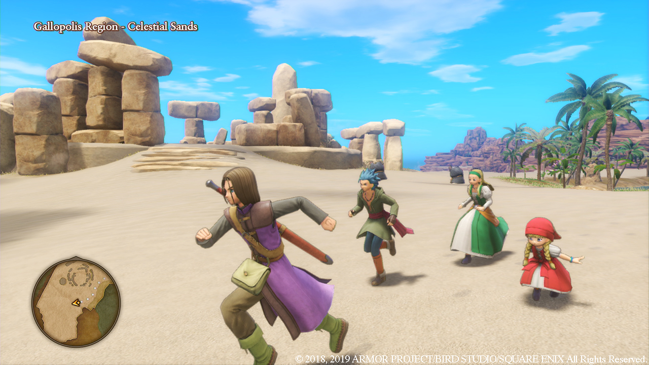 Here S A Detailed List Of All Dragon Quest Xi S Additional Content Improvements Voice Drama Dlc More Nintendosoup You will get dedicated follower of fashion. improvements voice drama dlc