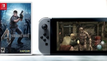 Resident Evil 4 On Switch Doesn T Have Motion Controls As An