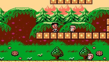 Check Out This Fan-Made Conversion Of Super Mario Bros For The