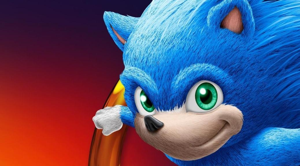 sonic design sonic the hedgehog movie 2019