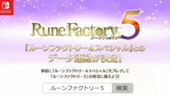 Rune Factory 4 Special Livestream #3 Announced For June 26 +