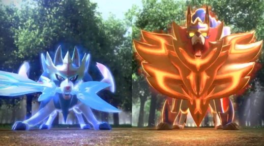 Pokemon Sword & Shield legendary pokemon