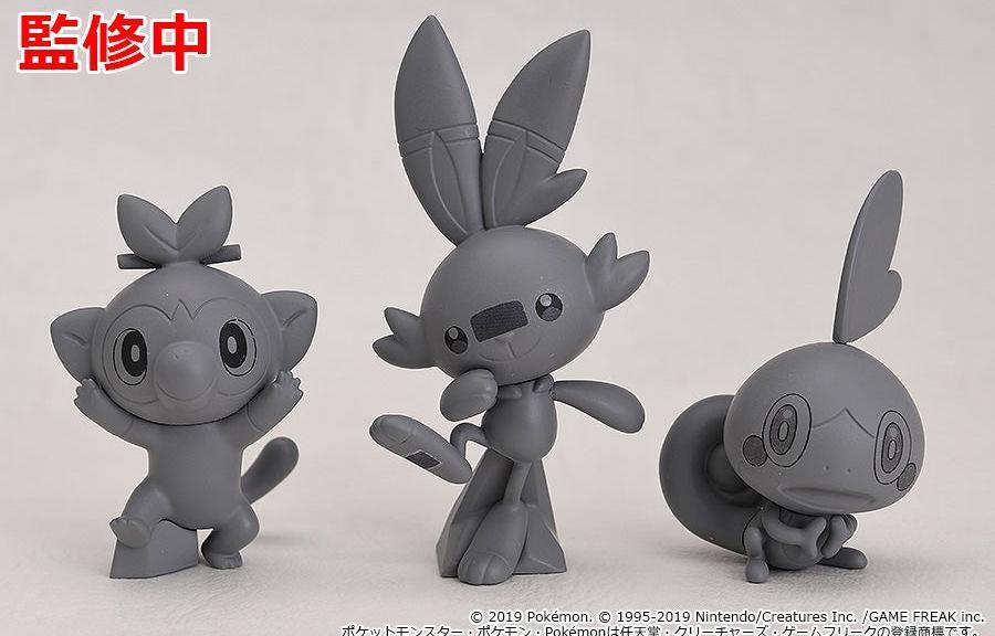 Prototypes For The Pokemon Center Original Grookey Scorbunny Sobble Figurines Revealed Nintendosoup If you can figure out. prototypes for the pokemon center