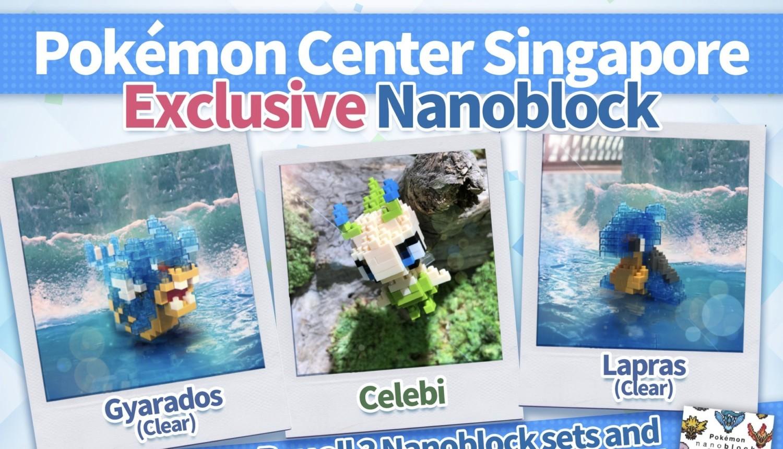 nanoblock NBPM/_054 Pokemon Celebi