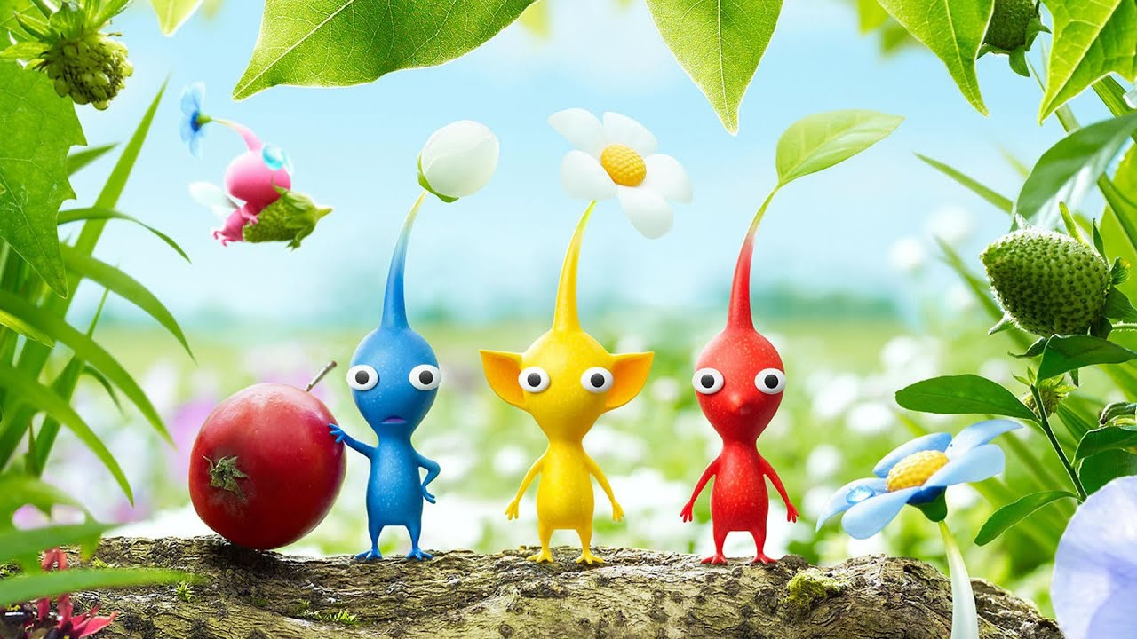 Pikmin 3 Taken Down From Wii U Eshop After Pikmin 3 Deluxe